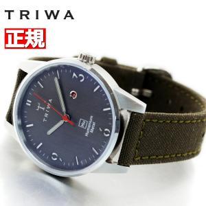 今だけ!ポイント最大30倍! トリワ TRIWA × Humanium Metal コラボ 腕時計 メンズ HU34D-SS080912|neel