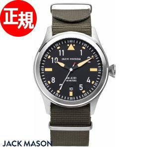 ポイント最大26倍&10%OFFクーポン! ジャックメイソン JACK MASON 腕時計 メンズ JM-A101-007|neel