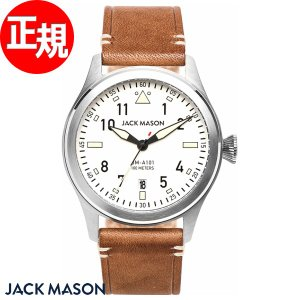 ポイント最大26倍&10%OFFクーポン! ジャックメイソン JACK MASON 腕時計 メンズ JM-A101-201|neel