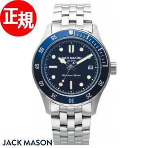 ポイント最大26倍&10%OFFクーポン! ジャックメイソン JACK MASON 腕時計 ダイバー メンズ DIVER JM-D101-002|neel