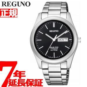 ポイント最大16倍! シチズン レグノ ソーラーテック 腕時計 メンズ KM1-415-51|neel
