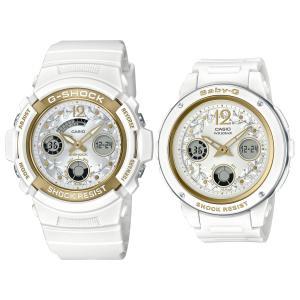 ポイント最大17倍! カシオ CASIO ラバーズコレクション2019 限定モデル G-SHOCK BABY-G 腕時計 ラバコレ LOV-19A-7AJR|neel|02