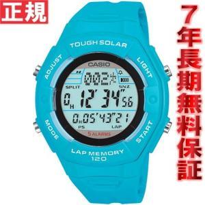 本日ポイント最大13倍! CASIO スポーツギア ソーラー 腕時計 レディース|neel