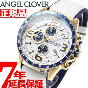 ポイント最大21倍! エンジェルクローバー 腕時計 メンズ MO44YNV-WH|neel