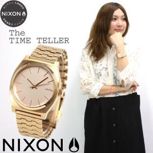 本日ポイント最大21倍! ニクソン(NIXON) タイムテラー TIME TELLER 腕時計 メンズ NA045897-00|neel|02