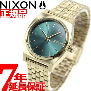 664d6995f8 最大1000円OFFクーポン!&ポイント最大14倍! ニクソン(NIXON) ミディアム タイムテラー MEDIUM TIME TELLER 腕時計  レディース NA11302626-00