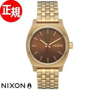 39d2217ae4 最大1000円OFFクーポン!&ポイント最大14倍! ニクソン NIXON ミディアム タイムテラー MEDIUM TIME TELLER 腕時計  レディース NA11302803-00