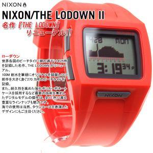 ニクソン(NIXON) ローダウン2 LODOWN II 腕時計 メンズ NA2891156-00|neel|03
