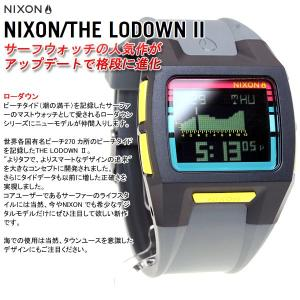 ニクソン(NIXON) ローダウン2 LODOWN II 腕時計 メンズ NA2891937-00|neel|03