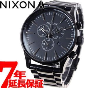 本日「5のつく日」はポイント最大25倍!23時59分まで! ニクソン(NIXON) セントリークロノ SENTRY CHRONO 腕時計 メンズ クロノグラフ NA386001-00|neel