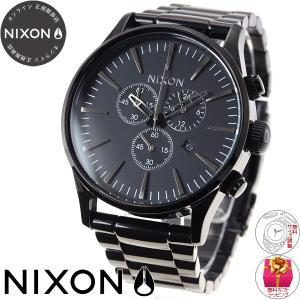 本日「5のつく日」はポイント最大25倍!23時59分まで! ニクソン(NIXON) セントリークロノ SENTRY CHRONO 腕時計 メンズ クロノグラフ NA386001-00|neel|02