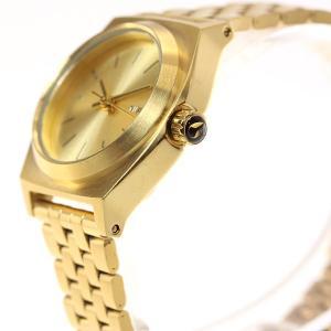 本日ポイント最大31倍!24日23時59分まで! ニクソン(NIXON) スモールタイムテラー TIME TELLER 腕時計 レディース ゴールド NA399502-00|neel|06