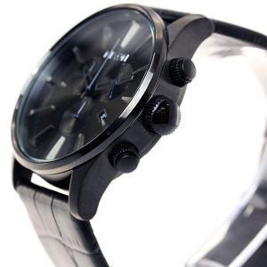 本日ポイント最大21倍! ニクソン(NIXON) セントリー クロノ レザー SENTRY 腕時計 メンズ クロノグラフ NA4051886-00 neel 06