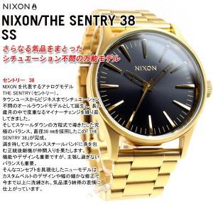 ニクソン(NIXON) セントリー38 SS SENTRY 腕時計 NA4501604-00|neel|03
