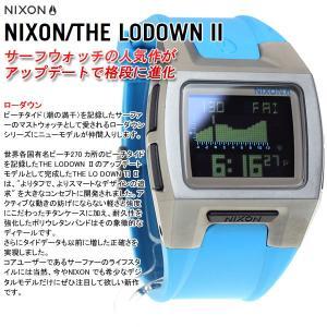 本日ポイント最大31倍!24日23時59分まで! ニクソン(NIXON) ローダウンTI 2 LODOWN II 腕時計 メンズ NA503917-00|neel|03