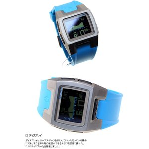 本日ポイント最大31倍!24日23時59分まで! ニクソン(NIXON) ローダウンTI 2 LODOWN II 腕時計 メンズ NA503917-00|neel|06