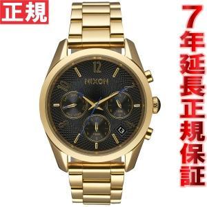 本日ポイント最大21倍! ニクソン(NIXON) ブレットクロノ36 BULLET CHRONO 腕時計 レディース クロノグラフ NA949510-00|neel