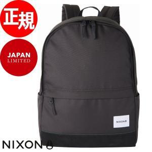 ポイント最大21倍! ニクソン NIXON リュック バックパック プラットフォーム 日本限定モデル NC2883000-00|neel