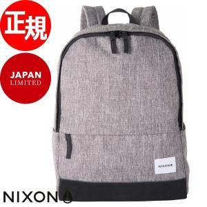 ポイント最大21倍! ニクソン NIXON リュック バックパック プラットフォーム 日本限定モデル NC2883070-00|neel