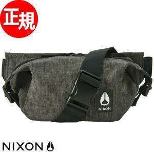 ポイント最大21倍! ニクソン NIXON トレスルズ SMU ヒップパック バッグ 日本限定モデル NC2916168-00|neel