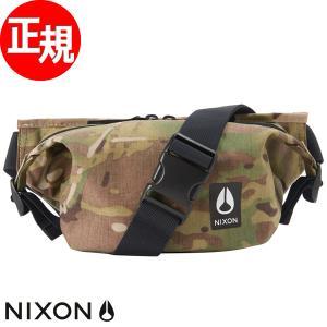 ポイント最大21倍! ニクソン NIXON トレスルズ SMU ヒップパック バッグ 日本限定モデル NC29162865-00|neel
