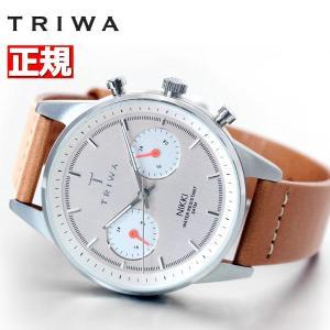 今だけ!ポイント最大30倍! トリワ TRIWA 腕時計 メンズ レディース NKST105-SS010612|neel