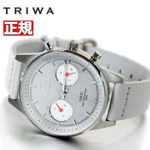 今だけ!ポイント最大30倍! トリワ TRIWA 腕時計 メンズ レディース NKST106-SS111512|neel