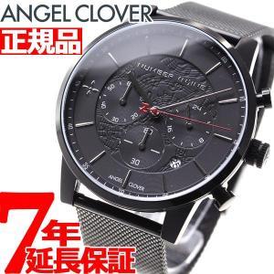ポイント最大21倍! エンジェルクローバー ナンバーナイン コラボ 腕時計 メンズ NNCH42BBK ANGEL CLOVER|neel