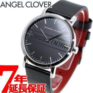 ポイント最大21倍! エンジェルクローバー ナンバーナイン コラボ 腕時計 メンズ NNR40SBK-BK ANGEL CLOVER|neel