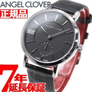 ポイント最大21倍! エンジェルクローバー ナンバーナイン コラボ 腕時計 メンズ NNS40SBK-BK ANGEL CLOVER|neel