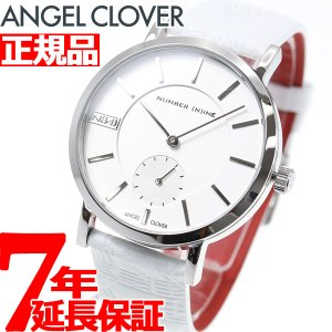 ポイント最大21倍! エンジェルクローバー ナンバーナイン コラボ 腕時計 メンズ NNS40SSV-WH ANGEL CLOVER|neel