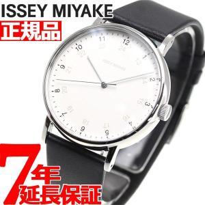 ポイント最大21倍! イッセイミヤケ 腕時計 メンズ 岩崎一郎 f エフ NYAJ001 ISSEY MIYAKE neel