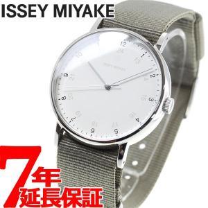 イッセイミヤケ 腕時計 メンズ 岩崎一郎 f エフ NYAJ003 ISSEY MIYAKE neel