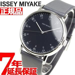 ポイント最大21倍! イッセイミヤケ 腕時計 メンズ 岩崎一郎 f エフ NYAJ006 ISSEY MIYAKE neel