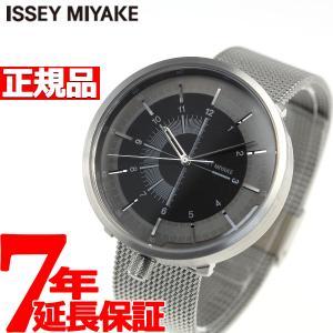 イッセイミヤケ 腕時計 メンズ レディース 1/6 ワンシックス 田村奈穂 NYAK002 プロジェ...