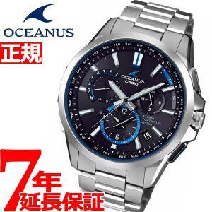 本日ポイント最大21倍! オシアナス 限定モデル GPS 電波 ソーラー 腕時計 メンズ OCW-G1100T-1AJF カシオ OCEANUS|neel