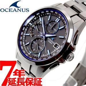 本日ポイント最大16倍! オシアナス 電波ソーラー 腕時計 メンズ OCW-T2600B-1AJF カシオ|neel
