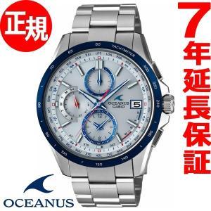 本日ポイント最大13倍! オシアナス 電波 ソーラー 腕時計 メンズ OCW-T2610C-7AJF カシオ OCEANUS|neel