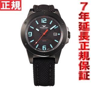 今だけ!ポイント最大30倍! ケンテックス 限定モデル 腕時計 メンズ S763X-01 ケンテックス KENTEX|neel