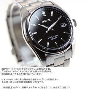 セイコー メカニカル 自動巻き 腕時計 メンズ SARB033 SEIKO|neel|04