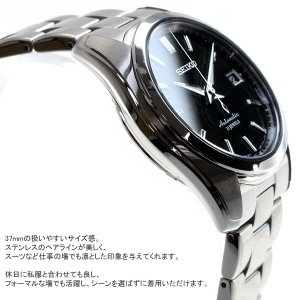 セイコー メカニカル 自動巻き 腕時計 メンズ SARB033 SEIKO|neel|05