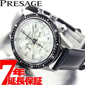 ポイント最大21倍! セイコー プレザージュ 自動巻き メカニカル クロノグラフ 55周年記念 コアショップ専用 流通限定モデル 腕時計 メンズ SARK015|neel