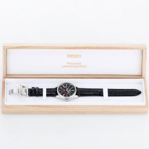 ポイント最大21倍! セイコー プレザージュ 自動巻き メカニカル コアショップ専用 流通限定モデル 腕時計 メンズ SARW045 neel 10