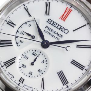 今だけ!ポイント最大30倍! セイコー プレザージュ 自動巻き メカニカル 有田焼ダイヤル 流通限定モデル 腕時計 メンズ SARW049|neel|14