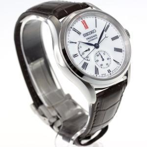 今だけ!ポイント最大30倍! セイコー プレザージュ 自動巻き メカニカル 有田焼ダイヤル 流通限定モデル 腕時計 メンズ SARW049|neel|17