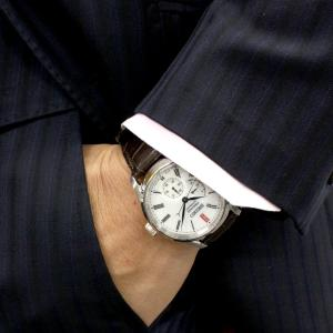 今だけ!ポイント最大30倍! セイコー プレザージュ 自動巻き メカニカル 有田焼ダイヤル 流通限定モデル 腕時計 メンズ SARW049|neel|19
