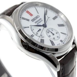 今だけ!ポイント最大30倍! セイコー プレザージュ 自動巻き メカニカル 有田焼ダイヤル 流通限定モデル 腕時計 メンズ SARW049|neel|21