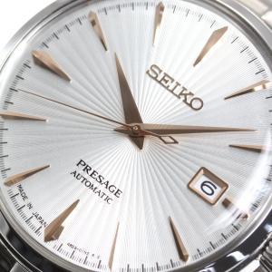 ポイント最大21倍! セイコー プレザージュ カクテル 自動巻き メカニカル 腕時計 メンズ SARY137|neel|13
