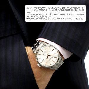 ポイント最大21倍! セイコー プレザージュ カクテル 自動巻き メカニカル 腕時計 メンズ SARY137|neel|06