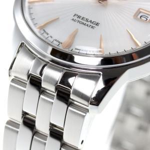 ポイント最大21倍! セイコー プレザージュ カクテル 自動巻き メカニカル 腕時計 メンズ SARY137|neel|09